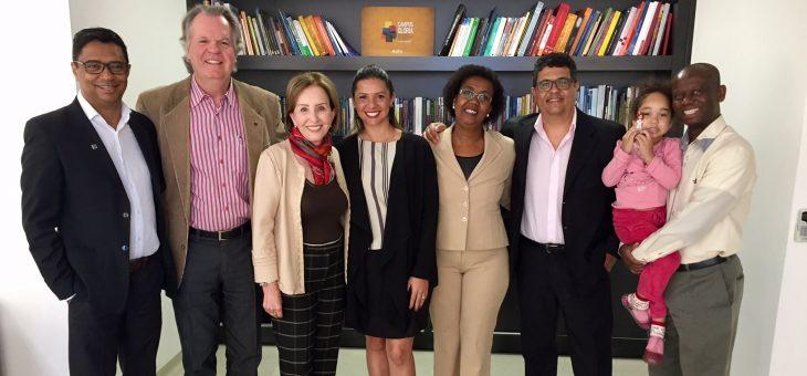 IAMAR e UFU lançam parceria para capacitar jovens em regiões de vulnerabilidade social